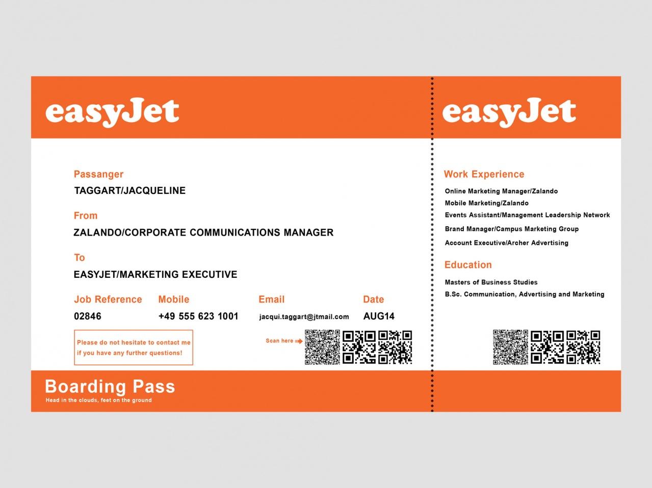 easyjet marketing